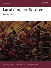 Landsknecht Soldier 1486-1560