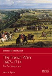 The French Wars 1667-1714