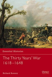 The Thirty Years' War 1618-1648 | Richard Bonney |