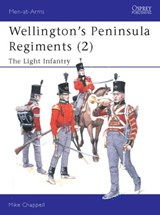 Wellington's Peninsula Regiments | Mike Chappell |