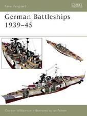 German Battleships 1939-45