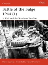 St.Vith and the Northern Shoulder 1944 | Steven Zaloga |
