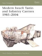 Modern Israeli Tanks & Infantry Carriers 1985-2004