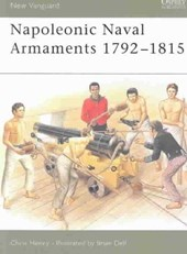 Napoleonic Naval Armaments 1792-1815