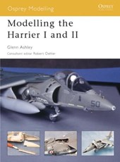 Modelling the Harrier I and II | Glenn Ashley |