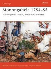 Monongahela, 1754-55