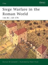 Siege Warfare in the Roman World | Duncan B. Campbell |