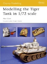 Modelling the Tiger Tank 1/72nd Scale | Alex Clark |
