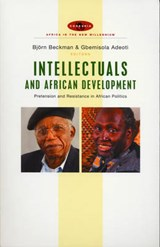 Intellectuals And African Development | auteur onbekend |