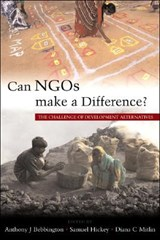 Can NGOs Make a Difference? | Anthony Bebbington |