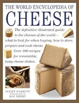 The World Encyclopedia of Cheese | Juliet Harbutt |