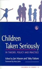 Children Taken Seriously