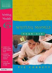 Writing Models Year | Pie Corbett |