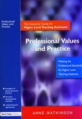 Professional Values and Practice | Anne Watkinson |