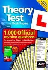 Theory Test Mock Papers | auteur onbekend |