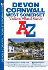 Devon, Cornwall and West Somerset Visitors' Atlas | auteur onbekend |
