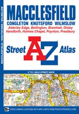 Macclesfield Street Atlas |  |