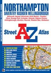 Northampton & Wellingborough Street Atlas