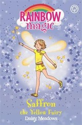 Rainbow Magic: Saffron the Yellow Fairy | Daisy Meadows |