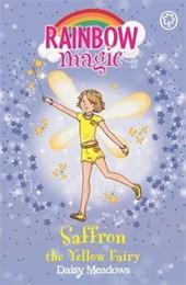 Rainbow Magic: Saffron the Yellow Fairy