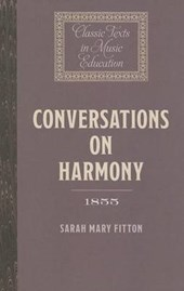 Conversations on Harmony
