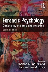 Forensic Psychology | Joanna R Adler |