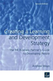 Creating a Learning and Development Strategy | Andrew Mayo |