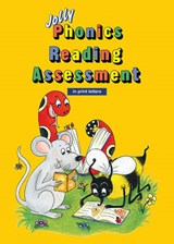 Jolly Phonics Reading Assessment in Print Letters | Sue Lloyd |