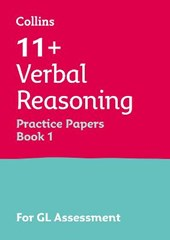 11+ Verbal Reasoning Practice Test Papers - Multiple-Choice: