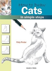How to Draw: Cats | Polly Pinder |