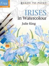 Ready to Paint: Irises