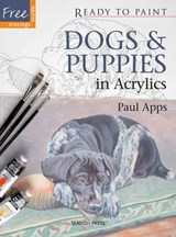 Dogs & Puppies in Acrylics | Paul Apps |