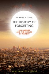 The History of Forgetting | Norman M. Klein |