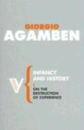 Infancy and History | Giorgio Agamben |