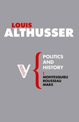 Politics and History | Louis Althusser |