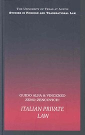 Italian Private Law