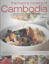 The Food & Cooking of Cambodia | Ghillie Basan |
