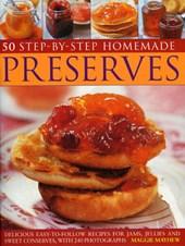 50 Step-by-step Home-made Preserves