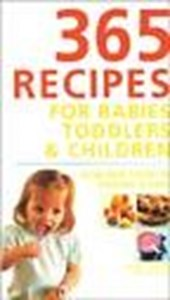 Big Book of Recipes for Babies, Toddlers & Children | Judy More |