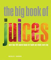 The Big Book of Juices | Natalie Savona |