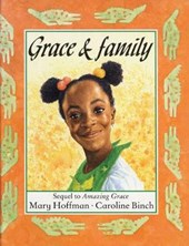 Grace and Family | Mary Hoffman |