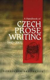 Handbook of Czech Prose Writings, 1940-2005