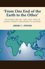From One End of the Earth to the Other | Jeremy I Pfeffer |