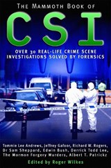 Mammoth Book of CSI | Roger Wilkes |