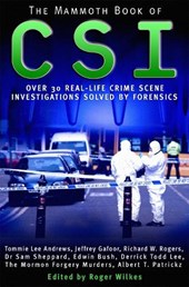 Mammoth Book of CSI