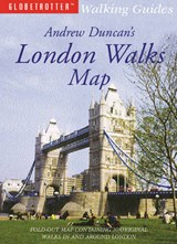 Andrew Duncan's London Walks Map | Andrew Duncan |