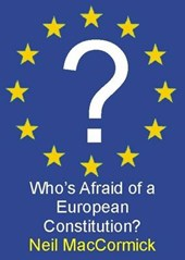 Who's Afraid of a European Constitution? | Neil MacCormick |