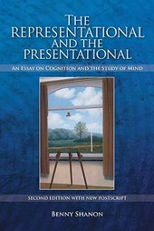 The Representational and the Presentational | Benny Shanon |