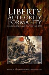 Liberty, Authority, Formality | auteur onbekend |