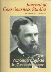 The Victorian's Guide to Consciousness |  |